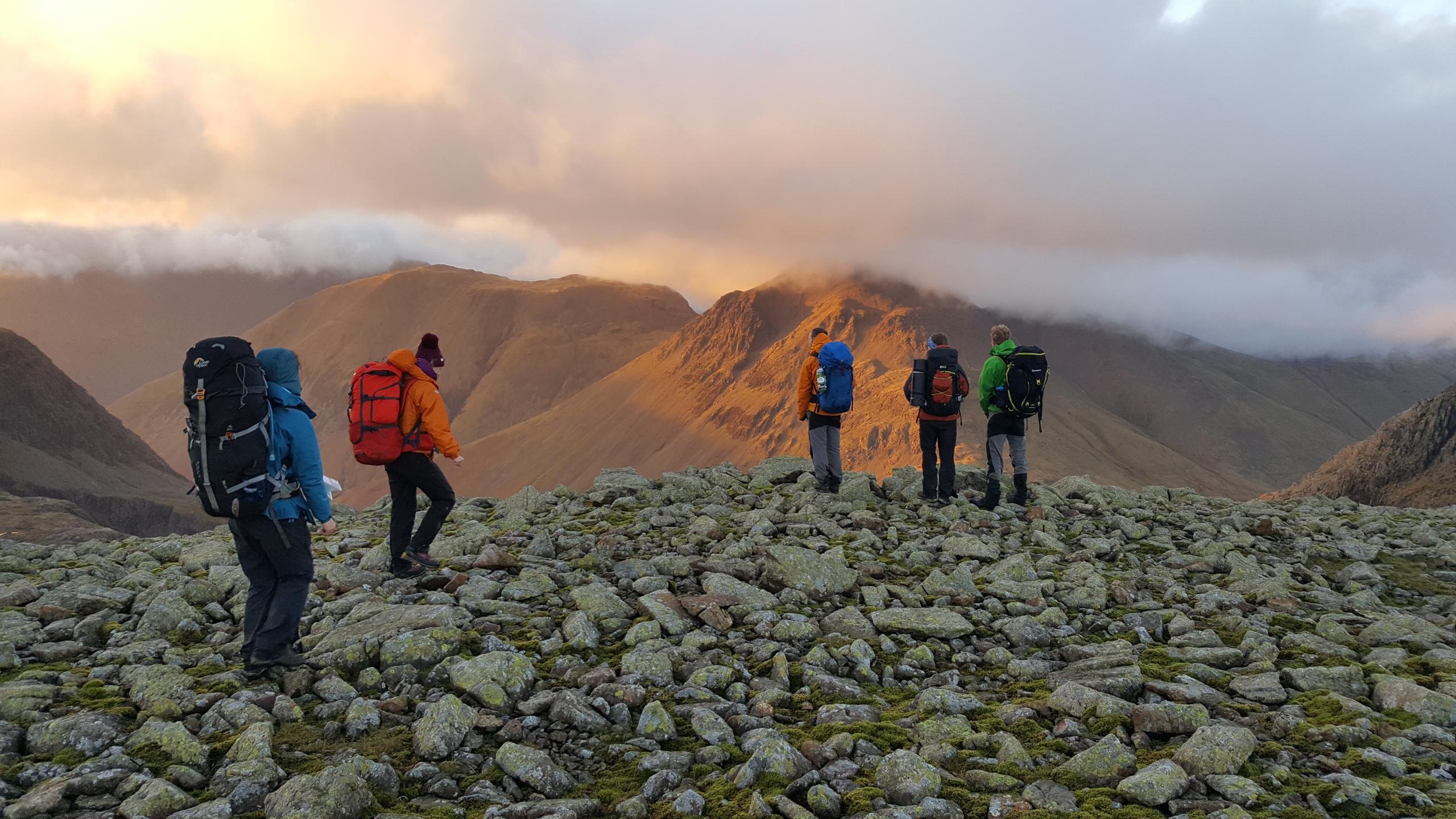 Mountain Leader Courses